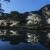 夜桜のライトアップ「御船山楽園」